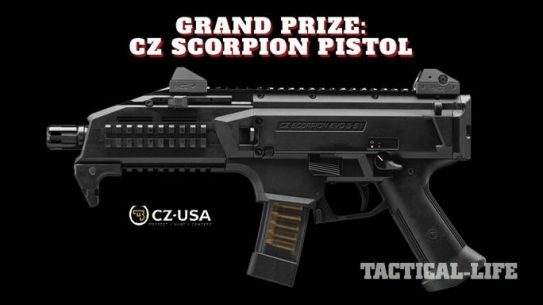 Tactical-Life.com Survey CZ Scorpion Pistol