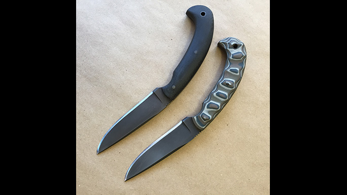 Winkler Contingency tactical knives