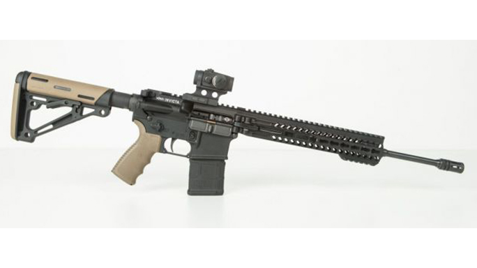F&D Defense XAR Invicta rifle right profile