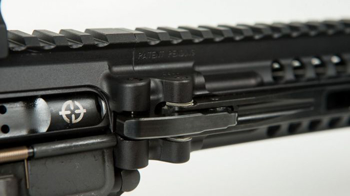 F&D Defense XAR Invicta rifle latch