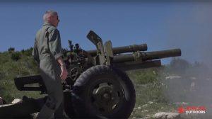 105mm Howitzer WWII DriveTanks