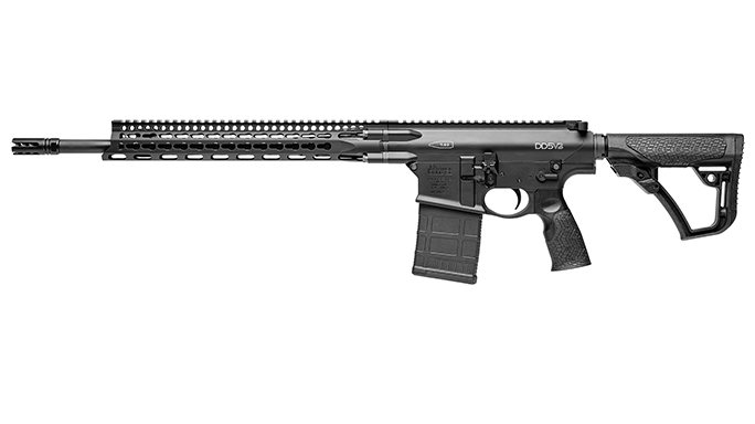 Daniel Defense DD5V2 Rifle August 2017 profile