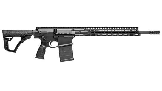 Daniel Defense DD5V2 Rifle August 2017 lead