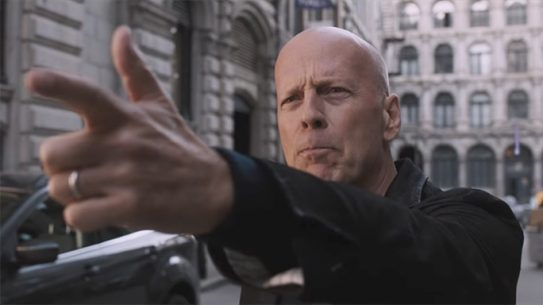 Death Wish Movie Trailer 2017 Bruce Willis