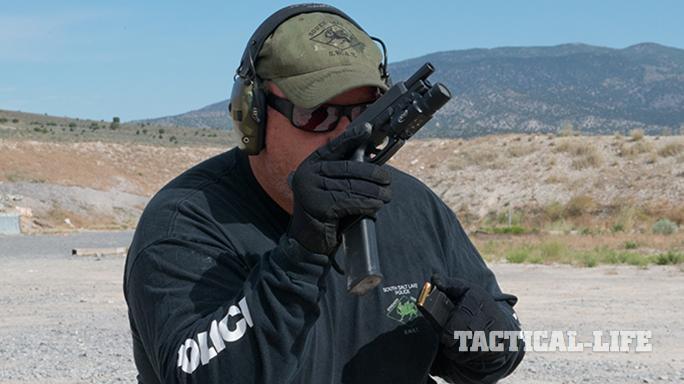 Glock 41 Gen4 .45 ACP mag change