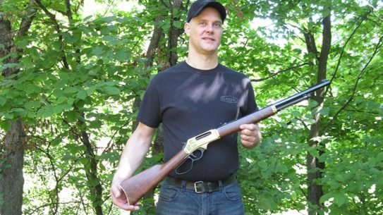 Henry Rifle Sweepstakes giveaway Tactical-Life