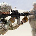 Interim Combat Service Rifle M4 carbine Gamberi