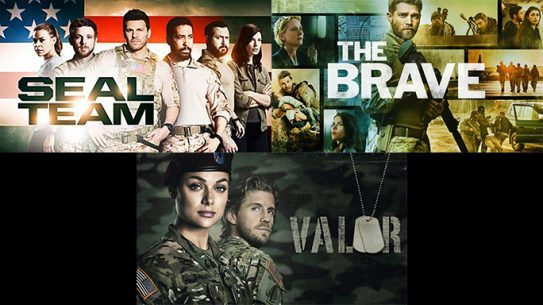 television military shows