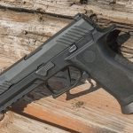 Sig Sauer P320 Pistol voluntary upgrade program