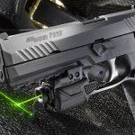 Police Handgun Sidearms Sig Sauer P320 left