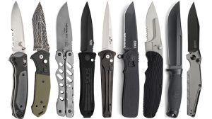 new tactical knives 2017