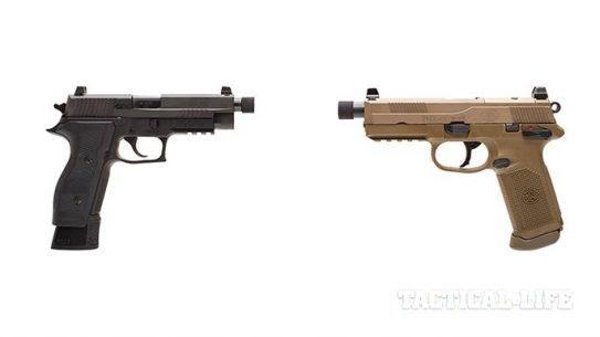 sig p227 tacops gun