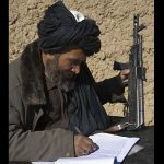 AMD-65 carbine afghan police