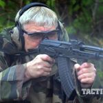 AMD-65 carbine test fire