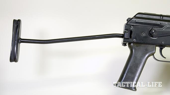 AMD-65 carbine folding stock