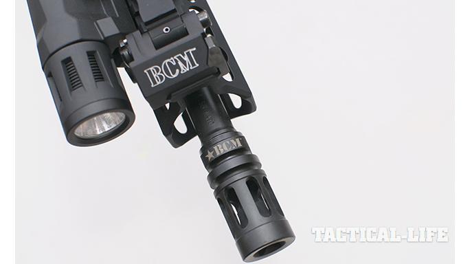 Bravo Company Carbine compensator