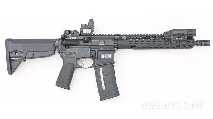 Bravo Company Carbine right profile