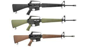 m16a1 rifles