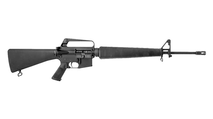 brownells m16a1 rifle black
