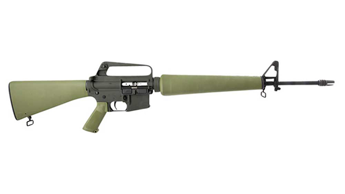 brownells m16a1 rifle green