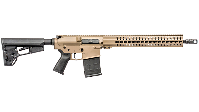 CMMG Mk 3 CBR FDE rifle