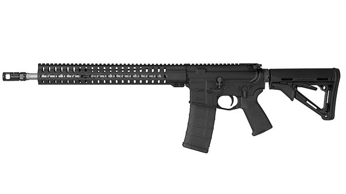 CMMG Mk 4 RCE rifle