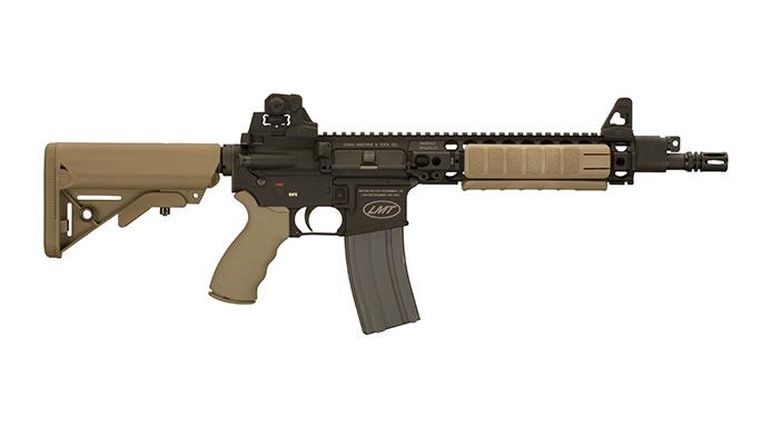 LMT rifles CQBPS12