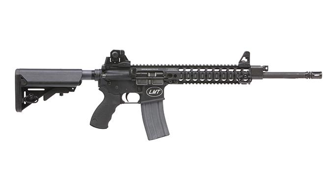 LMT rifles CQBPS16