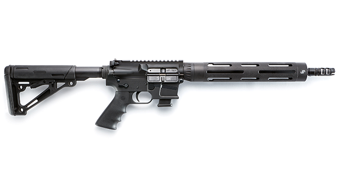 JP Enterprises GMR-15 bullpups and takedown rifles