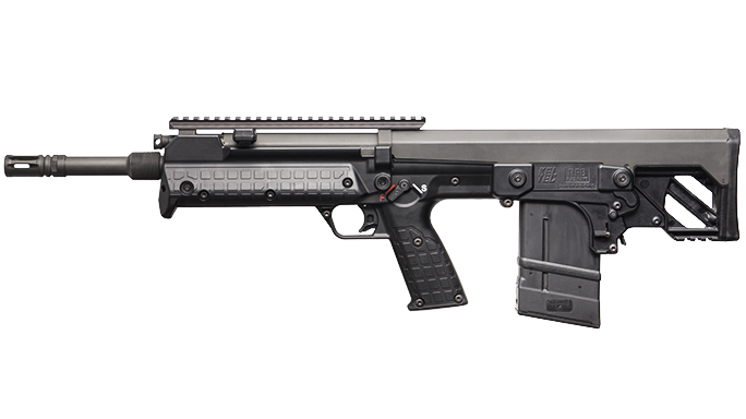 Kel-Tec RFB bullpups and takedown rifles