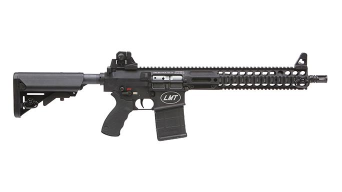 LMT rifles LM308MWS 13.5 SBR