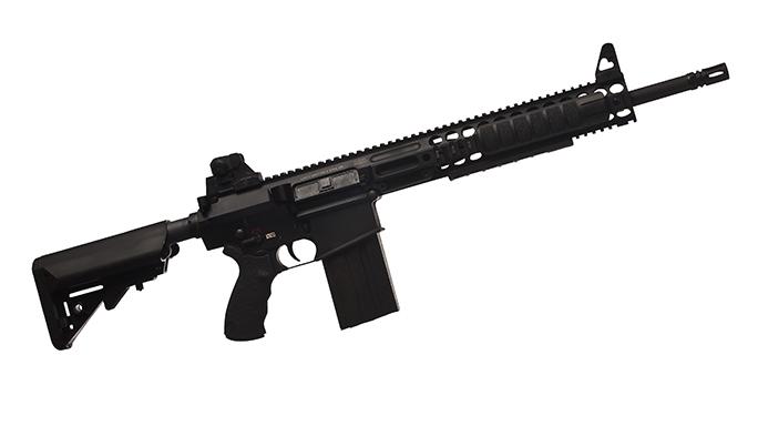 LMT rifles LM308MWS E