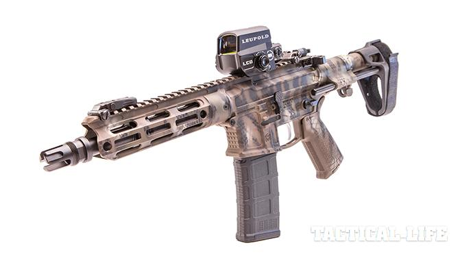 Modern Outfitters' MC6 PDW: The Ultimate  300 BLK Truck Gun