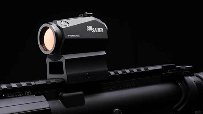 Sig Sauer's M400 Elite rifle sight