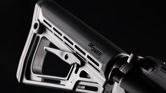 Sig Sauer's M400 Elite rifle stock