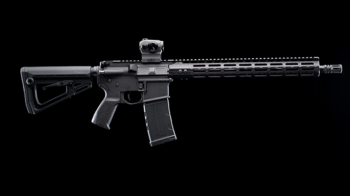 Sig Sauer's M400 Elite rifle right profile