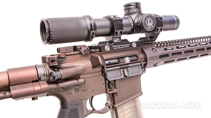 Troy SOCC carbine rail