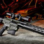 Wilson Combat Hunter Tactical rifle right angle