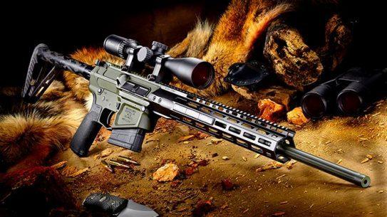 Wilson Combat Hunter ultimate rifle right angle