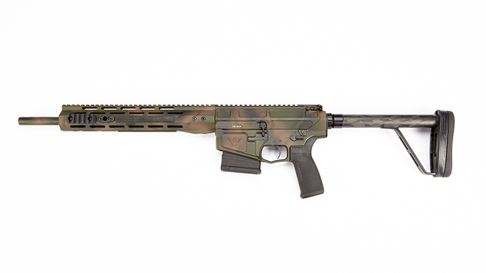 Wilson Combat Hunter Ultralight rifle left profile