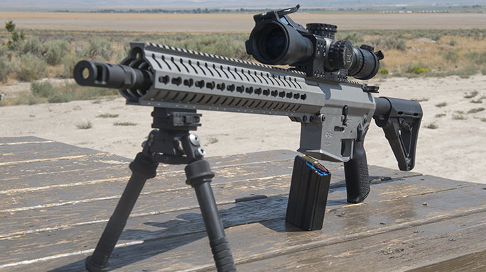 CMMG MkW ANVIL Rifle 6.5 Grendel video left