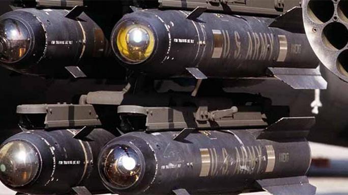 Northrop Grumman Orbital ATK HELLFIRE Rocket Motor