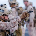 Combat Handgun Information Age Marines