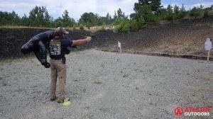 Pat McNamara Pistol Marksmanship 100-Pound Dummy