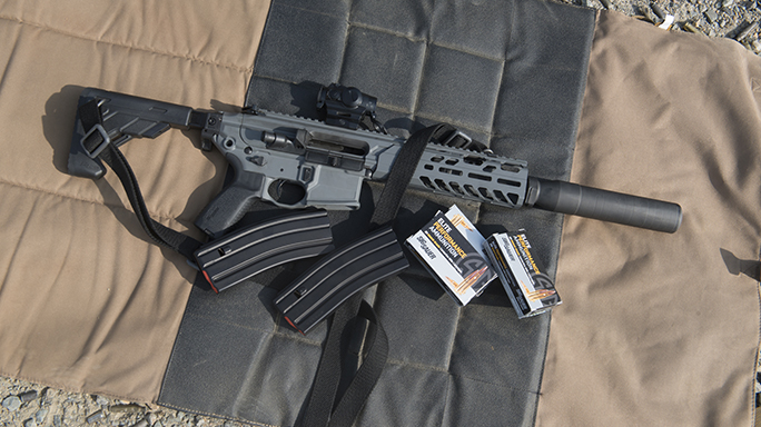 MCX Virtus Rifle video 300 BLK