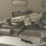 MCX Virtus Rifle video 300 Blackout left
