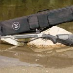 SilencerCo Maxim 50 Integrally Suppressed Muzzleloader water