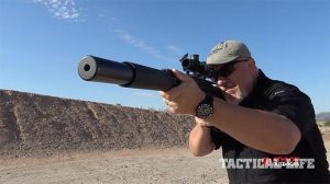 Tactical Solutions TSAR-300 rifle
