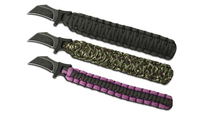 Outdoor Edge Para-Claw bracelet trio