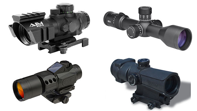 new ar optics